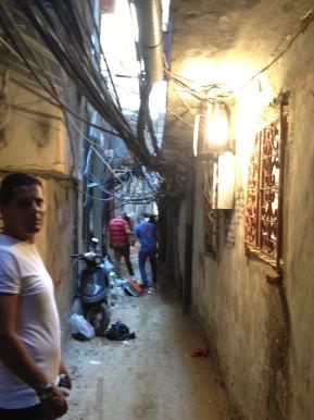 Burj El Barajneh - Beirut - Refugee Camp